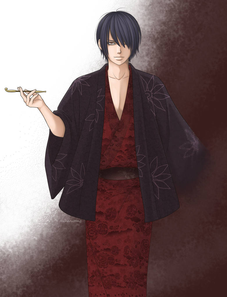 Shinsuke Takasugi by Xhaowrong