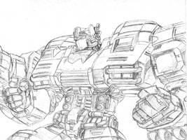 Optimus Prime: The War Within by Pachamac