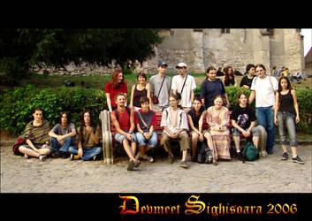 Romanian Devmeet - Sighisoara by Eyes-on-you