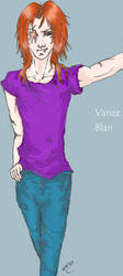 Vanez Blan - color by dragon-www