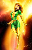 The Phoenix Nebula by jembury