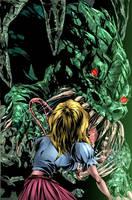Neverland 5, Something Lurks by jembury