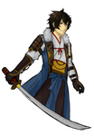 swordmaster son by i0n4