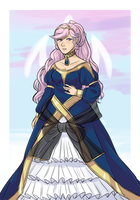 Queen Olivia by i0n4