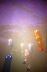 UNDERWATER BOTTLE 3' 2003 by NENOBEL