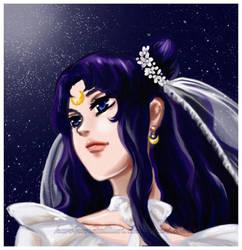 SM - Luna Bride by KaroruMetallium
