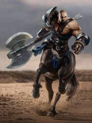 Centaur Warrior Elite by mplumb