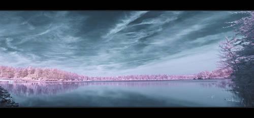 Cloud Fairies Over Candy Land by IngoSchobert