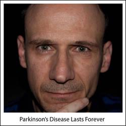 Parkinson's Is Forever by IngoSchobert