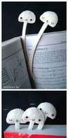 Enoki bookmarks by designslave