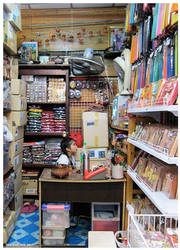 Little Shopkeeper by designslave