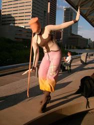 Dancer Nobody - Kingdom Hearts by Dachbodenluke