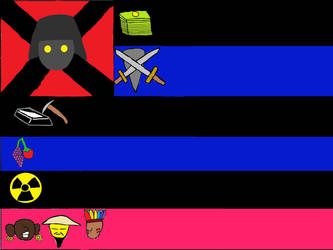 Flag of the ISA by megapirate675