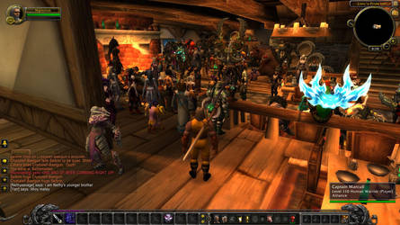 My Experience in the WoW Moon Guard Server by megapirate675