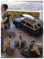 Roar 20ies Figurines by EsBest