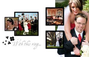 Wedding Portfolio cover art by EsBest
