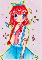 nita-chan gif by Hiroki-Ajame