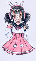 Myaruu-chan gif by Hiroki-Ajame
