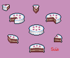 Furcadia Cake Patch by AnScathMarcach