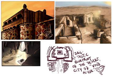 Background Studies by Szenandoah