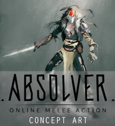 ABSOLVER - Art development by ZombiRam