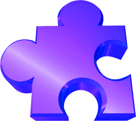 Autism Puzzle Peice / Aspie Jiggy by fireflamesniper