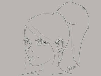 Sketch 20181114 (mouth closed) by pnscribbles