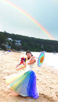 Rainbow by littlehippy