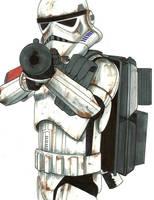 Sandtrooper commission by ragelion