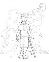 Aang by ragelion
