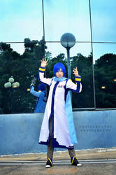 Shion Kaito: Eternal Blue by darkdiety