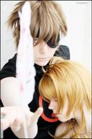 + TRC Sakura Syaoran feather + by LilyMilkshake
