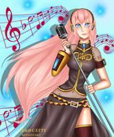 Vocaloid - Luka Megurine by neko-catty