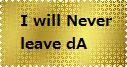 Never Leave by LadyIlona1984