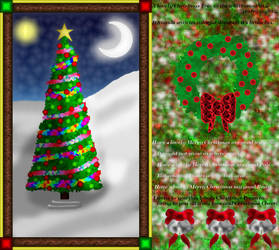 A Lovely Christmas by LadyIlona1984