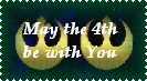 May the 4th be with You stmp. by LadyIlona1984
