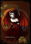 Vampire Queen by LadyIlona1984