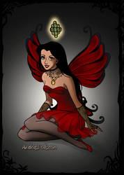 Fairy Bella Goth by LadyIlona1984