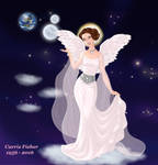 Space Angel Princess Leia by LadyIlona1984