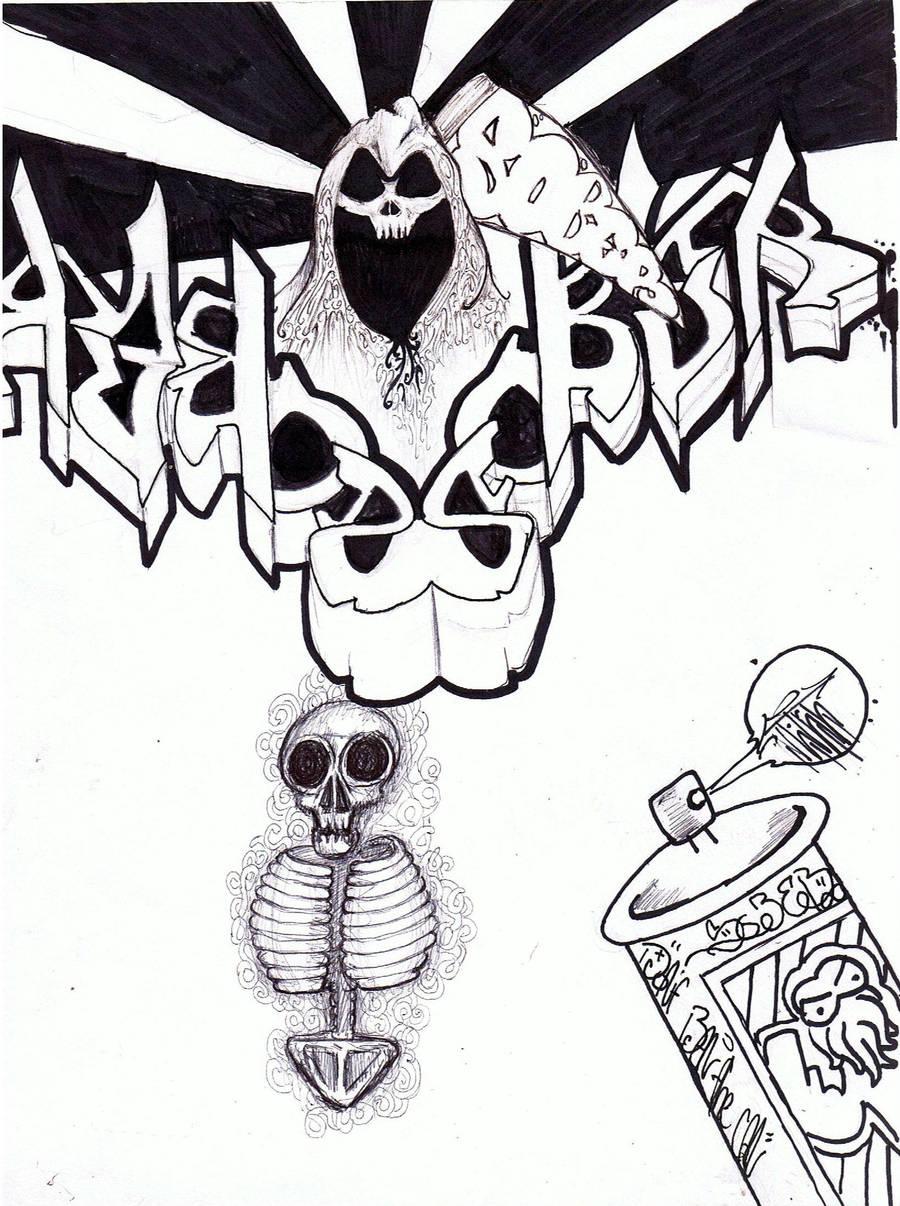 graffiti doodle 1 by villecruz on deviantart