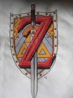 Zelda Emblem by Shiori500