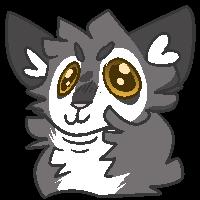 Kitty Purdy YCH by nerdycatinatophat
