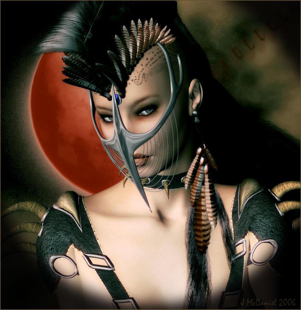 Bad Moon Rising by jjean21