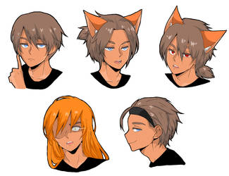 Laurance Head Reference by Choocumber