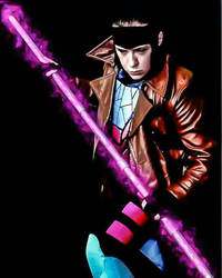Gambit Cosplay 2014 - 2015 by XSITION