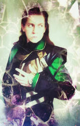 Loki Cosplay - 2015 by XSITION