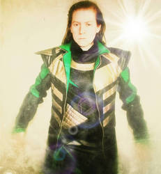 Loki Cosplay by XSITION