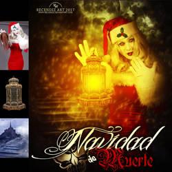 Navidad de Muerte by Recendiz