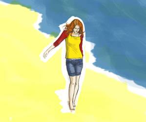HP - Walking by myself by Elwy