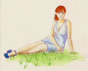 HP - Ginny by Elwy